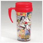Wonder Woman Travel Mug -34391