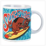Scooby Doo Ceramic Decal Mug -34022