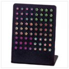 3-Dozen Flower Stud Earrings -34531