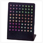 3-Dozen Flower Stud Earrings -34531