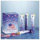 1-Dozen Patriotic Party Poppers -34537