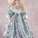 "22"" Porcelain Victorian Doll - Alicia -31135"