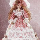 "18"" Porcelain Victorian Doll - Desiree -29630"