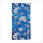 Beach Towel Blue Hyacinth -36018
