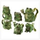 Frog Tea Set -34055