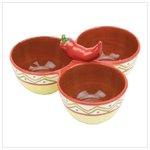 Chili Pepper Condiment Server -36691