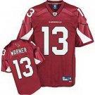 Kurt Warner #13 Red Arizona Cardinals Youth Jersey