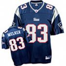 Wes Welker #83 Blue New England Patriots Youth Jersey