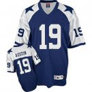 Miles Austin # 19 Thanksgiving Day Blue Dallas Cowboys Youth Jersey
