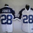 Felix Jones #28 Thanksgiving Day White Dallas Cowboys Youth Jersey