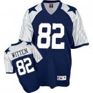 Jason Witten #82 Thanksgiving Day Blue Dallas Cowboys Youth Jersey