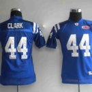 Dallas Clark #44 Blue Indianapolis Colts Youth Jersey