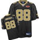 Jeremy Shockey # 88 Black New Orleans Saints Youth Jersey