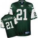 LaDanian Tomlinson #21 Green New York Jets Youth Jersey