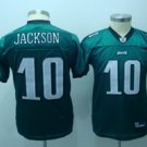 DeSean Jackson #10 Green Philadelphia Eagles Youth Jersey
