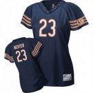 Devin Hester #23 Navy Chicago Bears Women's Jersey