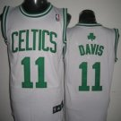 Glen Davis #11 White Boston Celtics Men's Jersey