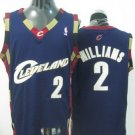 Mo Williams #2 Blue Cleveland Cavaliers Men's Jersey