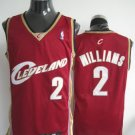 Mo Williams #2 Red Cleveland Cavaliers Men's Jersey