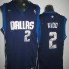 Jason Kidd #2 Blue Dallas Mavericks Men's Jersey