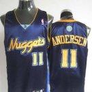 Chris Andersen #11 Navy Denver Nuggets Men's Jersey