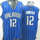 Dwight Howard #12 Blue Orlando Magic Men's Jersey