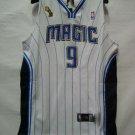 Rashard Lewis #9 White Orlando Magic Men's Jersey