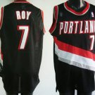 Brandon Roy #7 Black Portland Trailblazers Men's Jersey