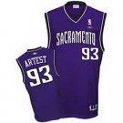 Ron Artest #93 Purple Sacramento Kings Men's Jersey