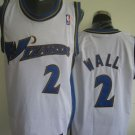 John Wall #2 White Washington Wizards Men's Jersey