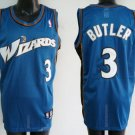 Caron Butler #3 Blue Washington Wizards Men's Jersey
