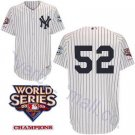 C.C. Sabathia #52 White New York Yankees Kid's Jersey