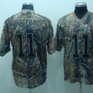 Larry Fitzgerald #11 Camo Arizona Cardinals Men's Jersey