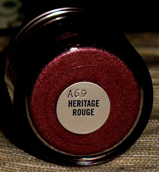 MAC Pigment Sample- Heritage Rouge