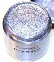 MAC Pigment Sample- Platinum