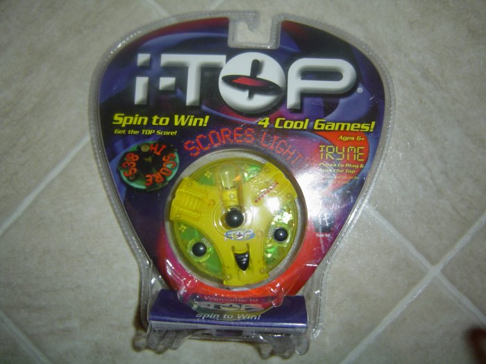 I-Top Spin to Win Game