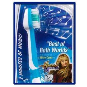 Tooth Tunes Hannah Montana