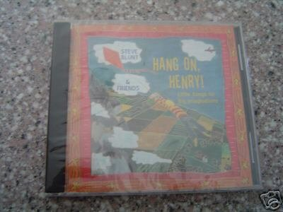 HANG ON, HENRY - Steve Blunt Kids CD