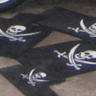 Mat Set for US Mini - Jolly Roger