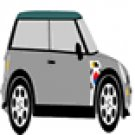 Wing Decal for Mini Cooper