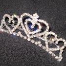 Wedding Bridal Rhinestone Crystal Tiara