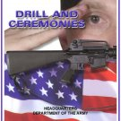 US Army Drill & Ceremonies Manual on CD/DVD, 277 pp - 2003 ed