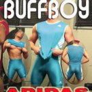 BUFFBOY ADIDAS LYCRA CYCLE bike SHORTS jammers   PB LG