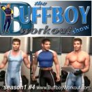 BUFFBOY  WORKOUT  show  seas.1 #4  lycra singlet tights