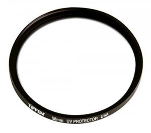 NEW Tiffen 58MM UV Protector Filter