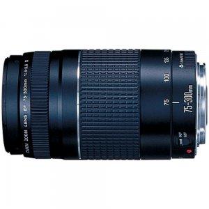 Brand New Canon EF 75-300mm F/4.0-5.6 III Telephoto Zoom Lens