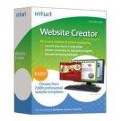 NEW INTUIT Website Creator 2009