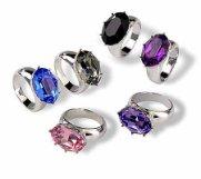 """Swarovski Crystal Ring �CROWN"""""""