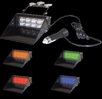 Streamlined Ultra Dash and Deck Lights (Single)