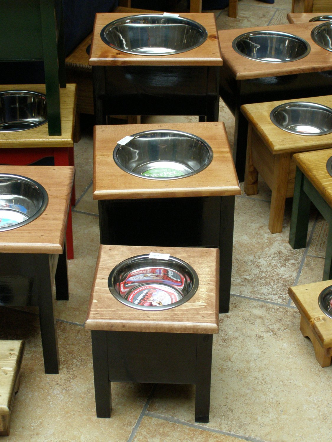 Single Elevated Dog Bowls For Large Dogs
